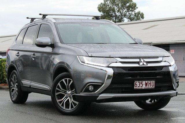 Used Mitsubishi Outlander XLS 4WD, Bowen Hills, 2016 Mitsubishi Outlander XLS 4WD Wagon