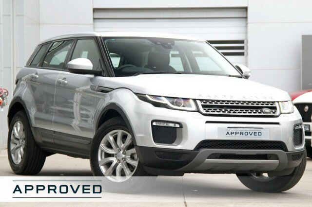 Discounted Demonstrator, Demo, Near New Land Rover Range Rover Evoque TD4 150 SE, Gardenvale, 2017 Land Rover Range Rover Evoque TD4 150 SE Wagon