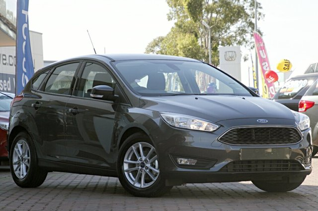 Discounted New Ford Focus Trend, Narellan, 2018 Ford Focus Trend Hatchback