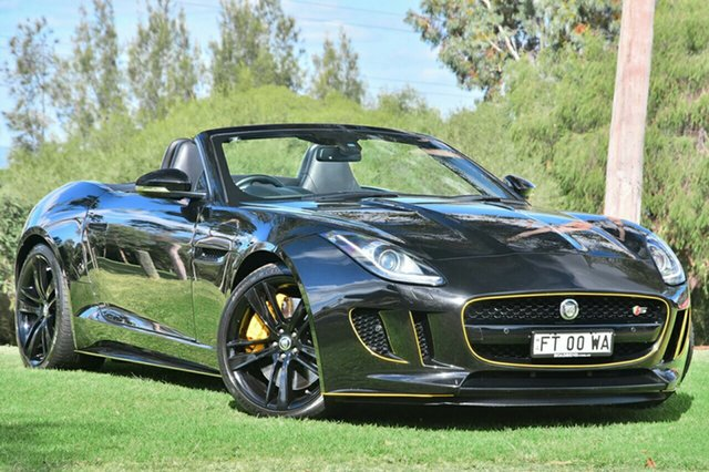 Used Jaguar F-TYPE S, Welshpool, 2014 Jaguar F-TYPE S Convertible