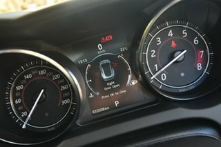 2016 Jaguar F-TYPE Quickshift RWD Coupe.