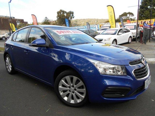 Used Holden Cruze Equipe, Upper Ferntree Gully, 2016 Holden Cruze Equipe Hatchback