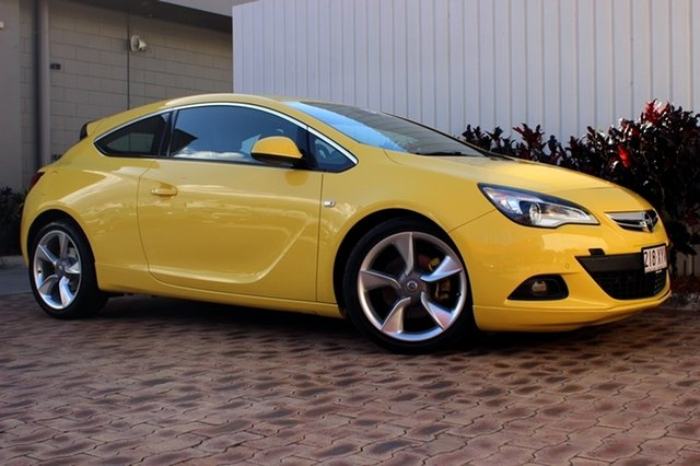 Used Opel Astra GTC Sport, Cairns, 2012 Opel Astra GTC Sport Hatchback