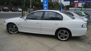 2002 Holden Commodore Lumina Sedan.