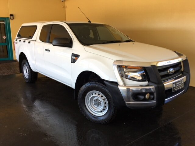 Used Ford Ranger XL 3.2 (4x4), Toowoomba, 2014 Ford Ranger XL 3.2 (4x4) Super Cab Utility
