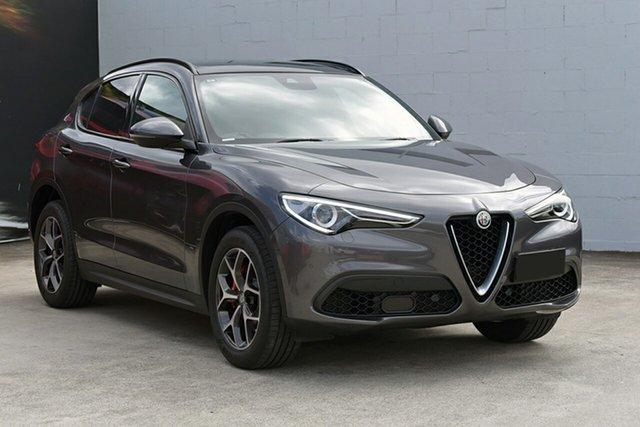 New Alfa Romeo Stelvio, Southport, 2018 Alfa Romeo Stelvio Wagon