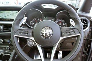 2018 Alfa Romeo Stelvio Wagon.
