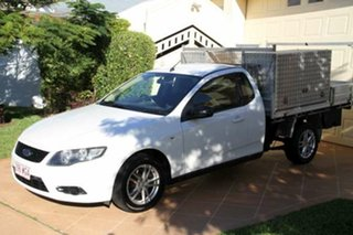 Discounted Used Ford Falcon R6 Super Cab, Bundall, 2008 Ford Falcon R6 Super Cab FG Cab Chassis