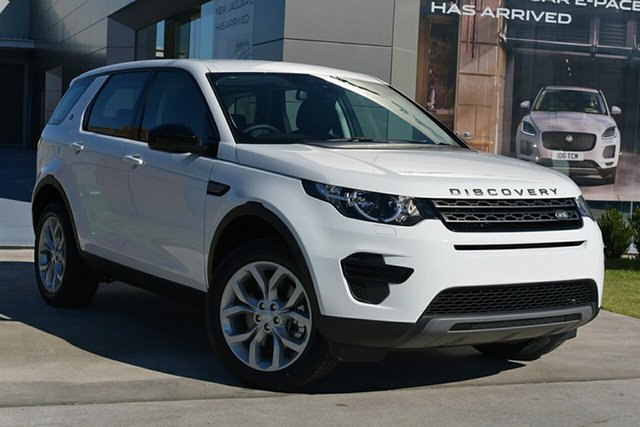 New Land Rover Discovery Sport SD4 SE, Springwood, 2018 Land Rover Discovery Sport SD4 SE Wagon