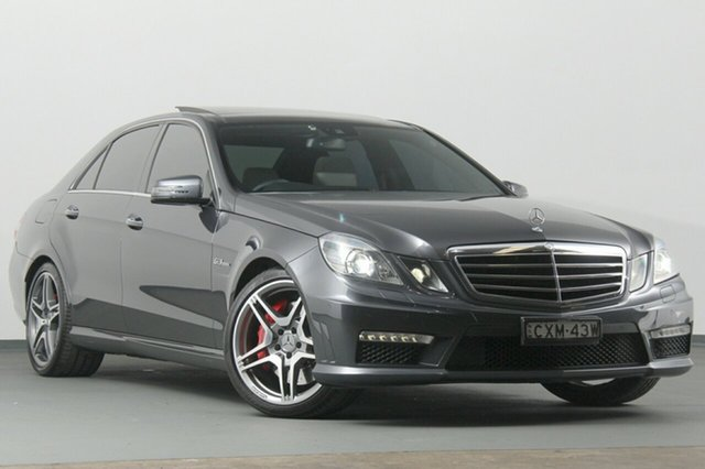 Used Mercedes-Benz E63 AMG SPEEDSHIFT MCT, Narellan, 2011 Mercedes-Benz E63 AMG SPEEDSHIFT MCT Sedan