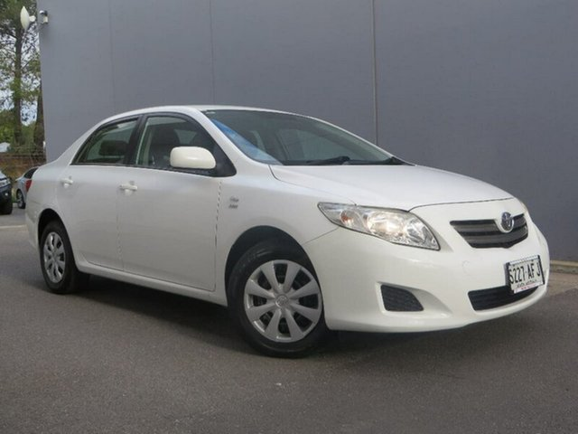 Used Toyota Corolla Ascent, Reynella, 2009 Toyota Corolla Ascent Sedan