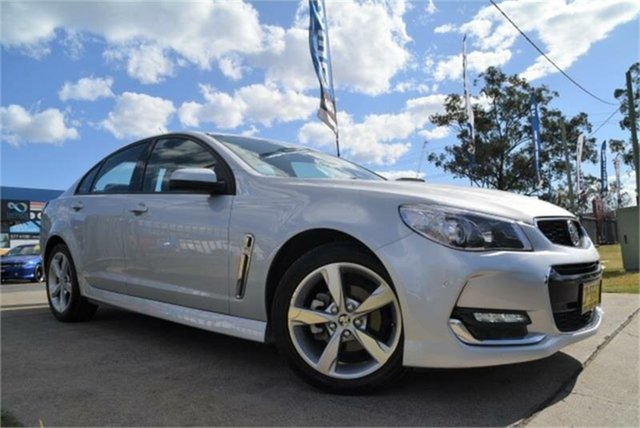 Used Holden Commodore SV6, Mulgrave, 2016 Holden Commodore SV6 Sedan