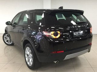2017 Land Rover Discovery Sport TD4 180 HSE Wagon.