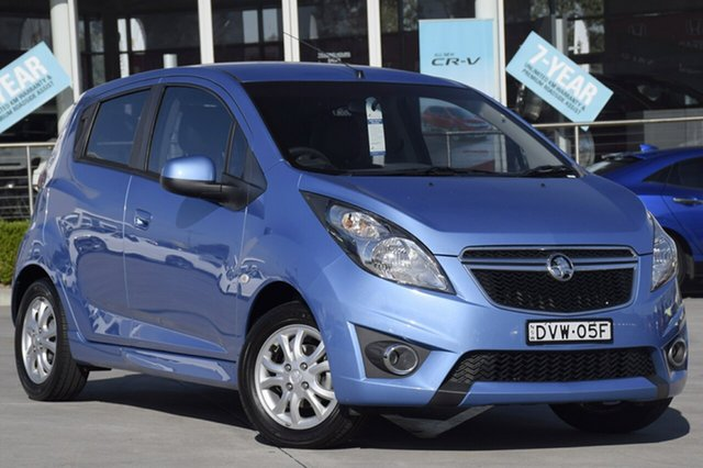 Used Holden Barina Spark CD, Narellan, 2014 Holden Barina Spark CD Hatchback