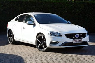 2014 Volvo S60 T6 Adap Geartronic AWD R-Design Sedan.
