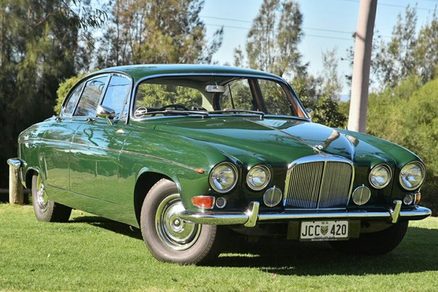 Used Jaguar 420G, Welshpool, 1969 Jaguar 420G Sedan