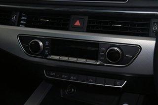 2017 Audi A4 Sport S tronic Sedan.