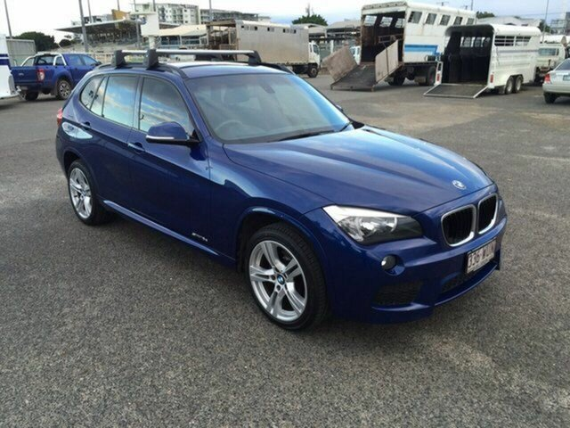 Used BMW X1 sDrive 18D, Albion, 2013 BMW X1 sDrive 18D Wagon