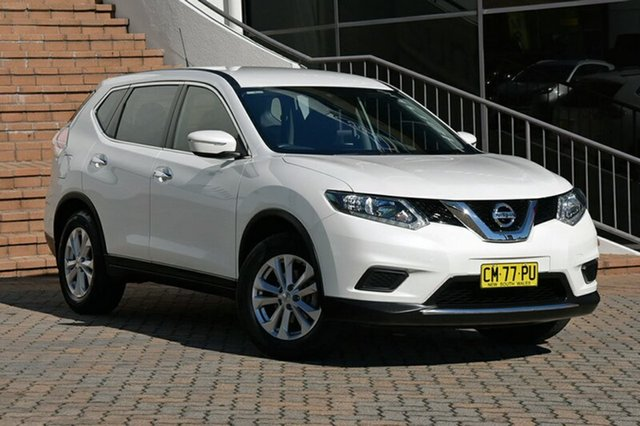 Discounted Used Nissan X-Trail ST X-tronic 2WD, Southport, 2014 Nissan X-Trail ST X-tronic 2WD Wagon