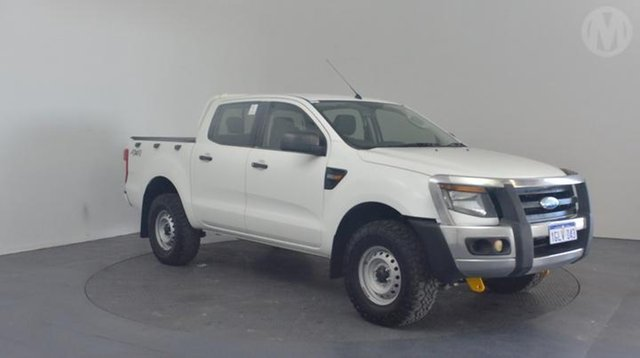 Used Ford Ranger XL 3.2 (4x4), Altona North, 2012 Ford Ranger XL 3.2 (4x4) Dual Cab Utility