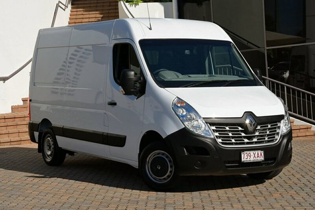 Discounted Used Renault Master Mid Roof MWB AMT, Southport, 2016 Renault Master Mid Roof MWB AMT Van