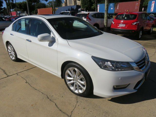Used Honda Accord VTi-L, Toowoomba, 2013 Honda Accord VTi-L Sedan