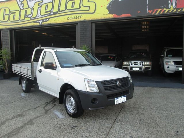Used Holden Rodeo, O'Connor, 2007 Holden Rodeo Trayback