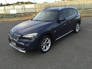 2010 BMW X1 xDrive 23D Wagon.