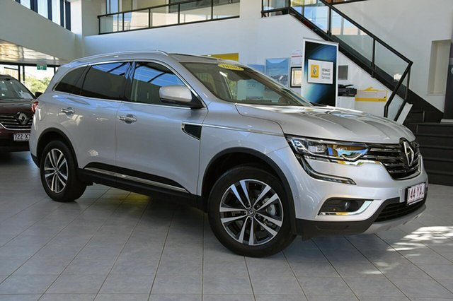 Demonstrator, Demo, Near New Renault Koleos Intens X-tronic, Southport, 2018 Renault Koleos Intens X-tronic Wagon