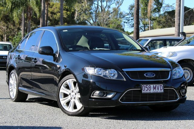 Used Ford Falcon G6 Limited Edition, Beaudesert, 2010 Ford Falcon G6 Limited Edition Sedan