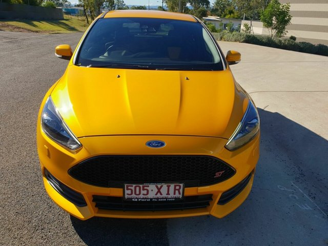 Discounted Used Ford Focus ST, Yamanto, 2016 Ford Focus ST Hatchback