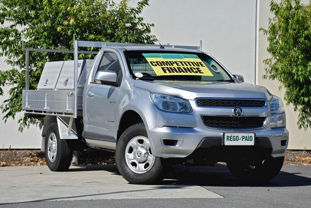 Used Holden Colorado LX, Robina, 2013 Holden Colorado LX RG MY13 Cab Chassis