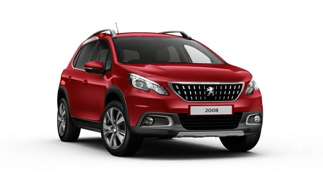 New Peugeot 2008 Allure, Nambour, 2018 Peugeot 2008 Allure A94 MY18 Wagon