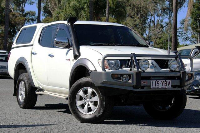 Used Mitsubishi Triton GLX-R Double Cab, Beaudesert, 2006 Mitsubishi Triton GLX-R Double Cab Utility