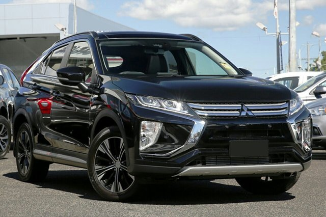 Demonstrator, Demo, Near New Mitsubishi Eclipse Cross Exceed 2WD, Bowen Hills, 2020 Mitsubishi Eclipse Cross Exceed 2WD Wagon