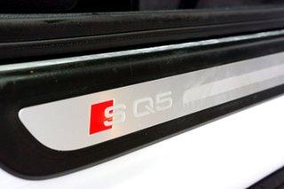 2016 Audi SQ5 TDI Tiptronic Quattro Wagon.