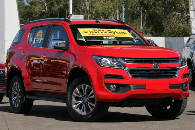 Used Holden Trailblazer LTZ, Caloundra, 2017 Holden Trailblazer LTZ Wagon