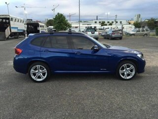 2013 BMW X1 sDrive 18D Wagon.