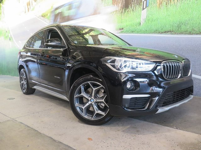 Used BMW X1 sDrive18d Steptronic, Osborne Park, 2016 BMW X1 sDrive18d Steptronic Wagon