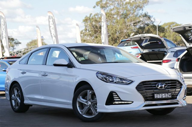Discounted Demonstrator, Demo, Near New Hyundai Sonata Active, Southport, 2017 Hyundai Sonata Active Sedan