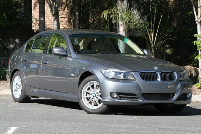 Used BMW 320D Executive Steptronic, Moorooka, Brisbane, 2009 BMW 320D Executive Steptronic Sedan