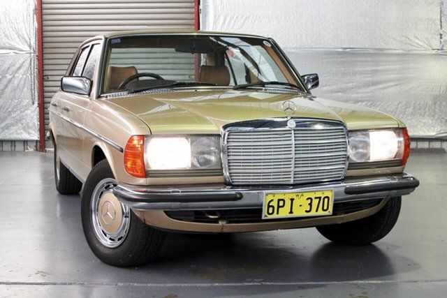 Used Mercedes-Benz 280E, Myaree, 1983 Mercedes-Benz 280E Sedan