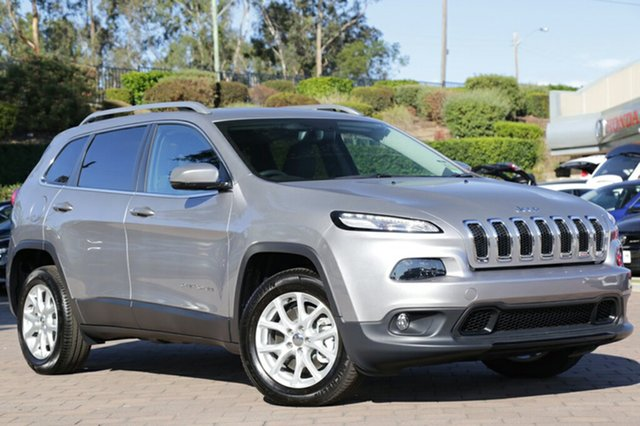 Discounted Demonstrator, Demo, Near New Jeep Cherokee Longitude, Southport, 2017 Jeep Cherokee Longitude SUV