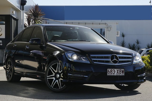 Used Mercedes-Benz C300 BlueEFFICIENCY 7G-Tronic + Avantgarde, Bowen Hills, 2012 Mercedes-Benz C300 BlueEFFICIENCY 7G-Tronic + Avantgarde Sedan
