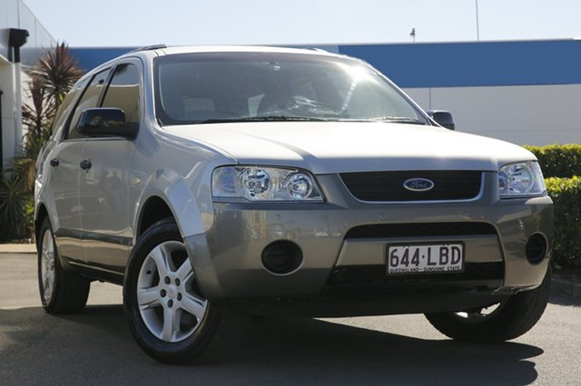 Used Ford Territory TS, Bowen Hills, 2008 Ford Territory TS Wagon