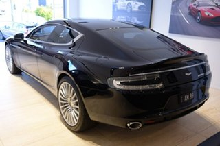 2017 Aston Martin Rapide S Coupe SA Hatchback.