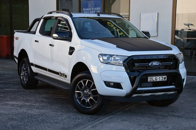 Used Ford Ranger FX4 Double Cab, Southport, 2017 Ford Ranger FX4 Double Cab Utility