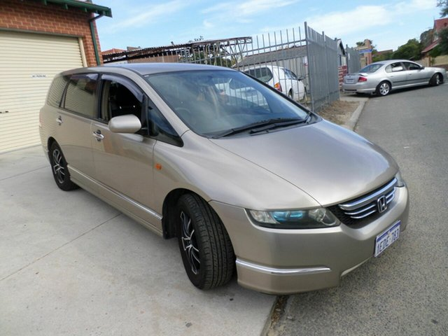 Used Honda Odyssey Luxury, Mount Lawley, 2005 Honda Odyssey Luxury Wagon
