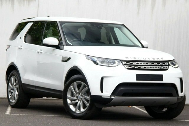 Used Land Rover Discovery TD6 HSE, Malvern, 2017 Land Rover Discovery TD6 HSE Wagon