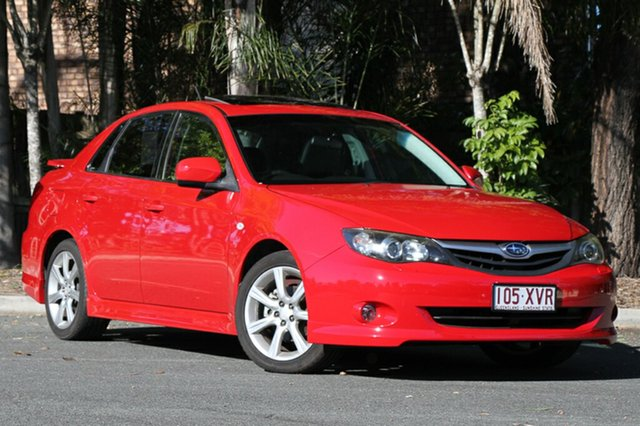 Used Subaru Impreza RS AWD, Moorooka, Brisbane, 2009 Subaru Impreza RS AWD Sedan
